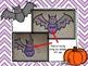 Halloween Interactive Notebook Activities & Flip Books for
