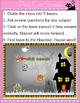 Halloween Activities Review Game for Any Subject - Race to the Haunted House