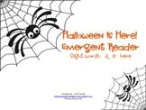 Halloween Is Here! Emergent Reader