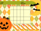 Halloween Jack O'Lantern Classroom Behavior Management System *PowerPoints