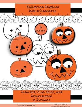 Halloween Jack-O-Lanterns ~ Pumpkins
