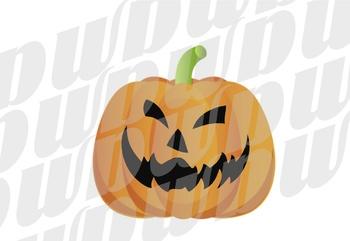 Halloween Jack O'lantern Pumpkin Clipart