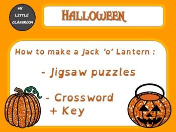 Halloween-Jack o Lantern