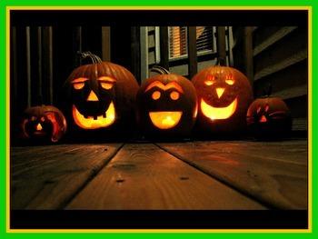 Halloween Jack-o-lantern Show