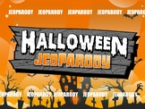 Halloween Jeopardy Trivia Powerpoint Game - Mac PC and iPad Compatible