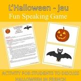 Halloween Jeu Game