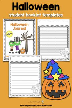 Writing Prompts  Halloween Writing Activities  Cutandpaste Writing