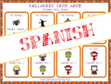 """Halloween Juego en español: """"Yo tengo../Yo soy...""""/""""¿Quién"""