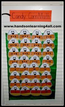 Halloween K, 1, 2 Lang. Arts/Math/Science Learning Bundle