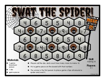 Halloween K-3 Math Games - Bundle (Common Core Aligned)