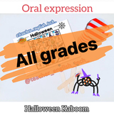 Halloween Kaboom - All grades - All languages