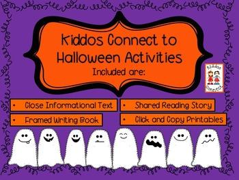 Halloween - Kiddos Connect to Halloween