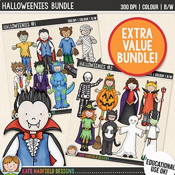 Halloween Kids Bundle