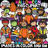 Halloween Kids Clipart {Halloween Clipart}