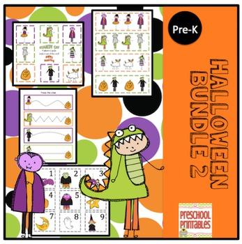 Halloween Kids Printable