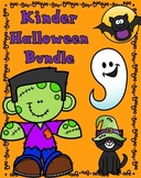 Halloween:  Kinder October Literacy and Math Fun