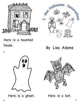Halloween Kindergarten Assortment (sets to 10, emergent re