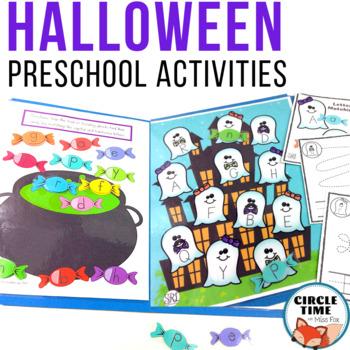 Halloween Preschool Activities