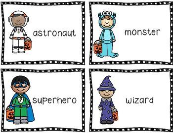Halloween Literacy