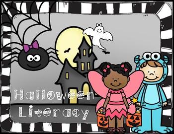 Halloween No-Prep Packet