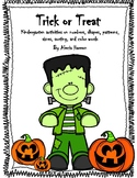 Halloween Kindergarten Unit