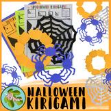 October Halloween Kirigami