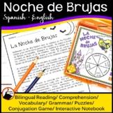 Spanish Halloween Activities | La Noche de Brujas