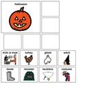Halloween Speech Language Activities