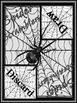 Halloween Language Arts Activities: Spider Scramblers Halloween Activity Packet