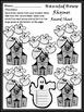 Halloween Language Arts Activities: Haunted House Rhyming