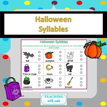 Halloween Language Arts Bundle!!