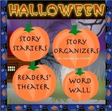Halloween: Story Writing and Readers' Theater Bundle