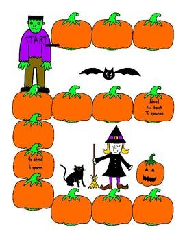 Halloween Language Game
