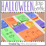 Halloween Activity Lapbook { 17 foldables }
