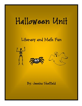 Halloween Learning Games and Activities