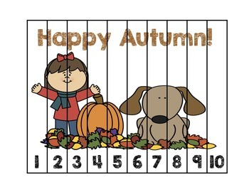Halloween Learning Puzzles