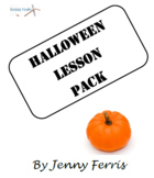 Halloween Lesson Booklet