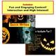 Halloween Lesson Plan PowerPoint
