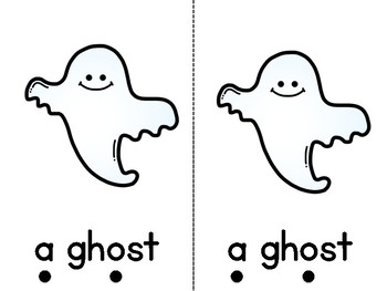 Halloween Level A Easy Reader