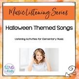 Halloween Listening Activities
