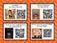 Halloween Listening Center with QR Codes (32 picture books)
