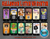 Halloween Listening Centers w/ QR Codes & Hyperlinks ~ 12 Stories Included