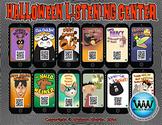 Halloween Listening Centers w/ QR Codes & Hyperlinks ~ 12