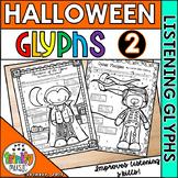 Halloween Listening Glyphs 2