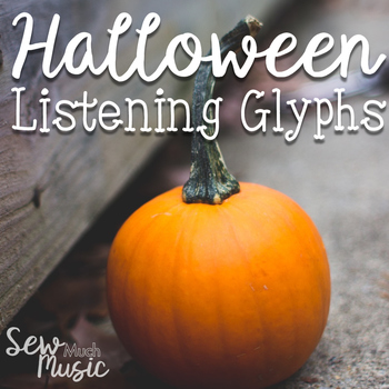 Halloween Listening Glyphs