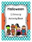 Halloween Literacy Activity Book