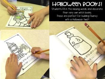Halloween Literacy Activity Pack