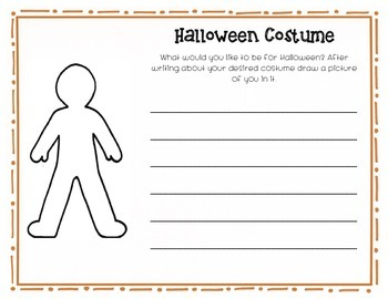 Halloween Literacy Activity Pack