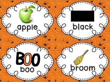 Halloween Literacy Block (Daily 5)