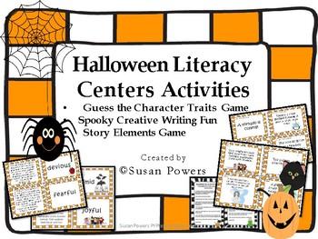Activities Inspiring Halloween Imagination Creative Writing